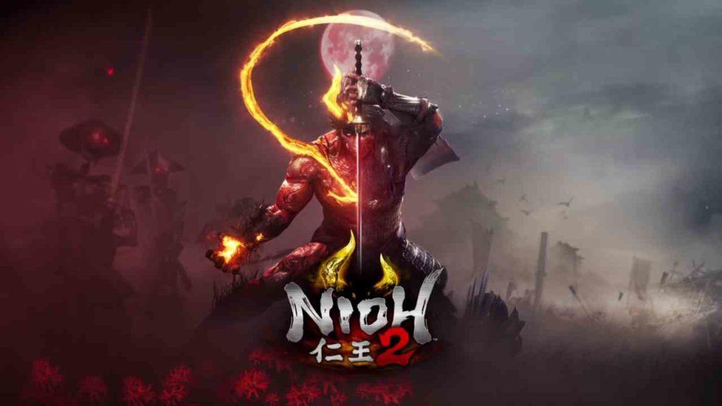 Nioh 2 Banner