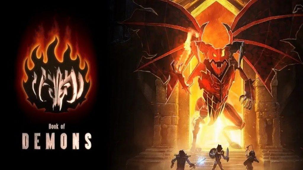 Book of Demons Banner