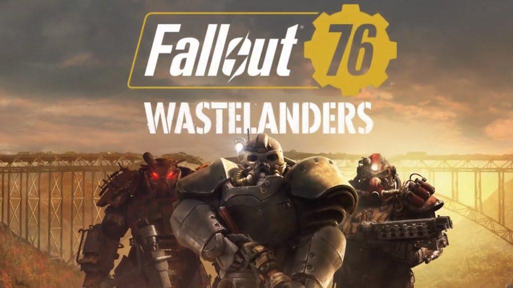 Wastelanders Banner
