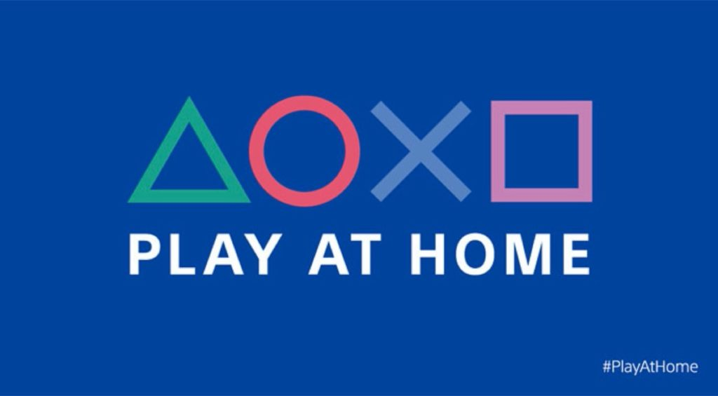 Play At Home Banner