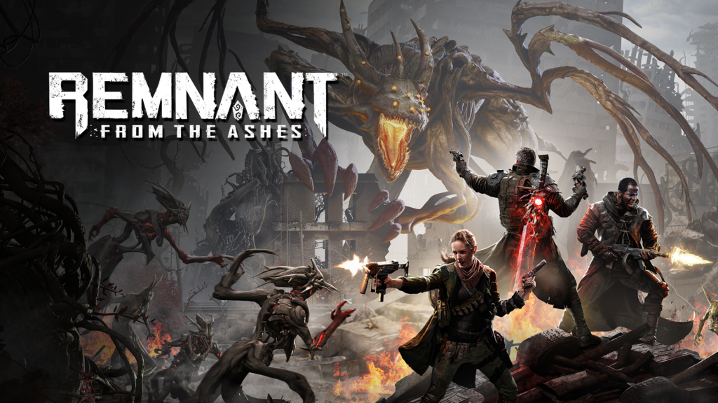 Remnant: From the Ashes Banner