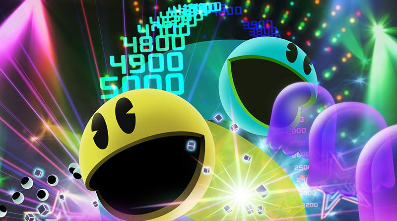 Pac Man Championship Edition Banner
