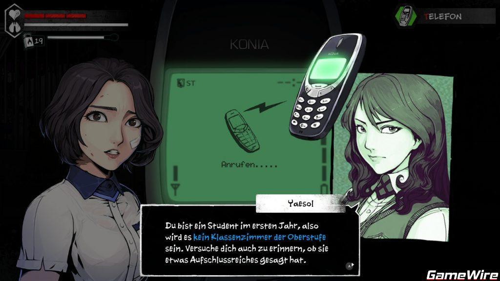The Coma 2 - Telefonat