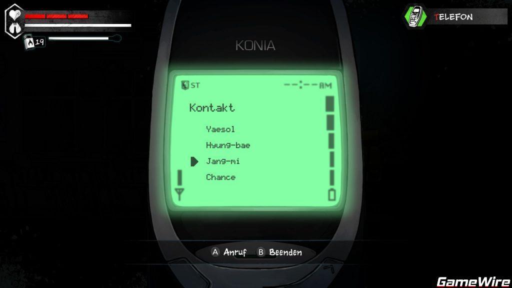 The Coma 2 - Handy