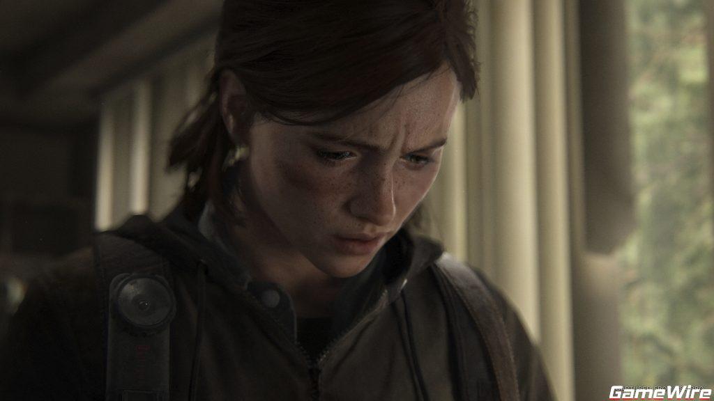 Mimik Ellie The Last of Us: Part 2