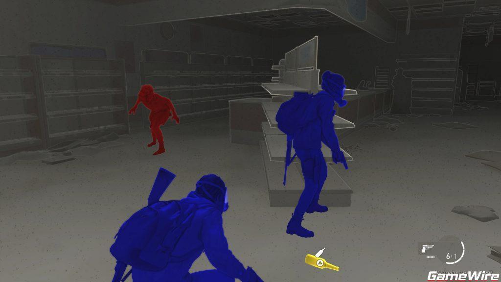 Barrierfreiheit - Erweiterter Kontrast bei The Last of Us: Part 2