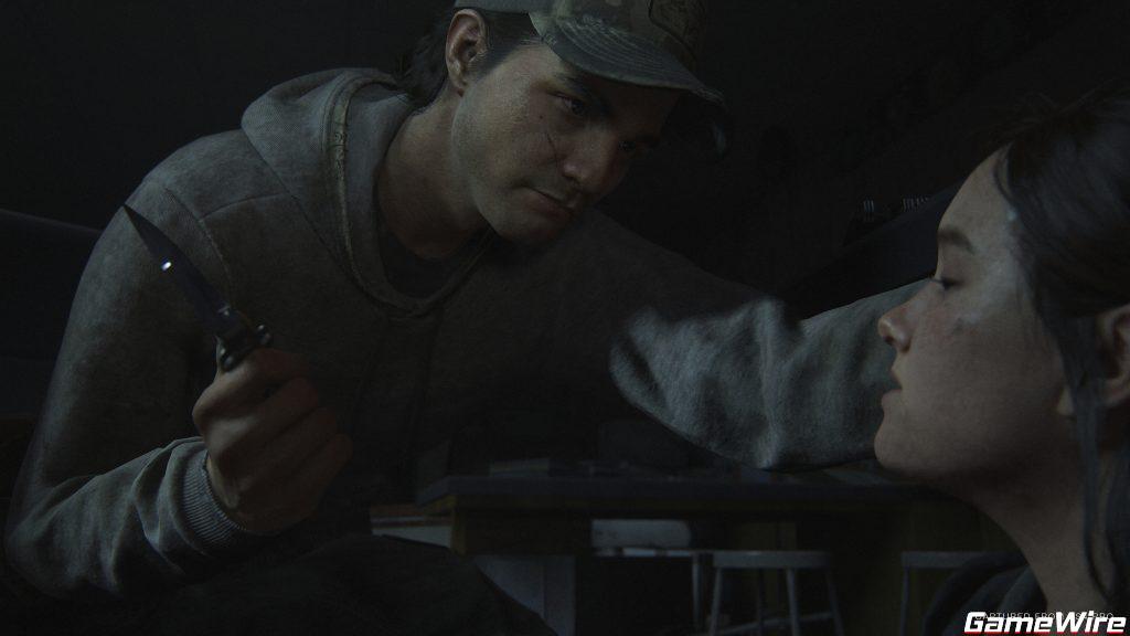 Ellie in Gefahr