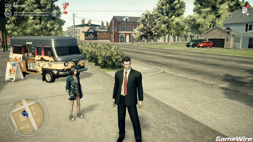Deadly Premonition 2 Gameplay