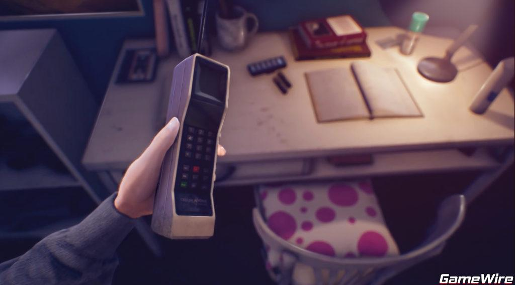 The Suicide of Rachel Foster Review Phone