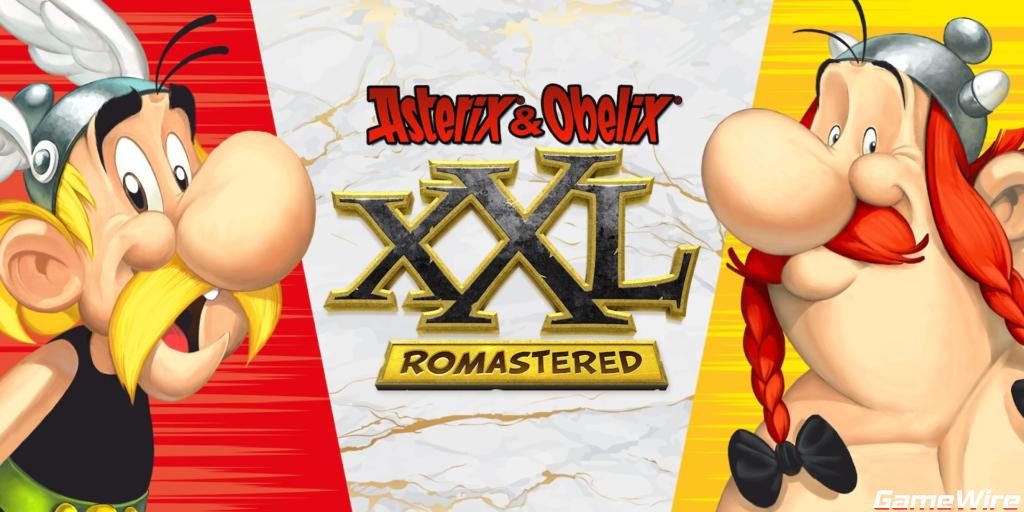 Asterix & Oberlix XXL Romastered